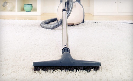 Home Carpet Cleaning for Rooms and Hallways from Pro Carpet (Up to 64% Off). Three Options Available.