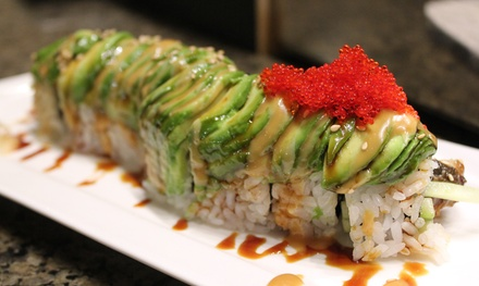 Sushi and Japanese Food at Itto Sushi (55% Off)