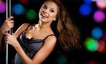 Two or Four Pole-Dancing or Sensual-Dance Classes at Dance 411 Studios (Up to 66% Off)