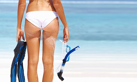 Four or Eight Endermologie Cellulite-Reduction Treatments at The Beauty Buff (77% Off)