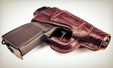 Concealed-Handgun or Beginner Pistol Instruction for One or Two at The Sound of Freedom USA (Up to 62% Off)