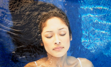 One or Three 60-Minute Float Sessions at City of Destiny Float & Massage (Up to 51% Off)