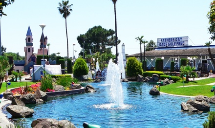 $14 for a Book of 24 Tickets to Attractions at Scandia Family Fun Center ($23.75 Value)