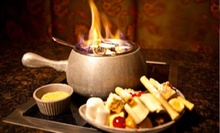 $25 for $50 Worth of Savory and Sweet Fondue at Simply Fondue