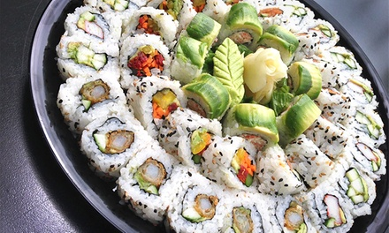 $22 for a Holiday Sushi Platter at Maki Fresh ($40 Value)