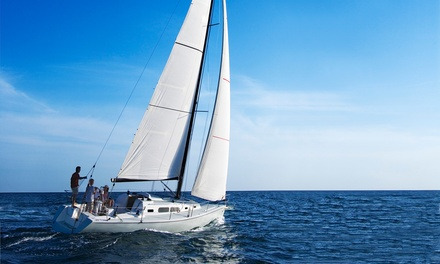 Half-Day, Full-Day, or Three-Day Rental of a 22- or 24-Foot Sailboat from Ozark Yacht Club (Up to 51% Off)