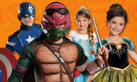 $20 for $40 Towards Halloween Costumes, Decorations, and Accessories at Halloweenadventure.com