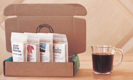$10 for $20 Worth of Specialty Coffee Delivered Fresh from Bean Box