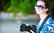 $45 for a Three-Hour Digital-Photography Course at Dave Cross Workshops ($95 Value)