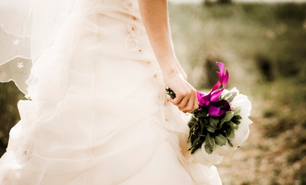 $132 for $300 Toward Wedding Flower Arrangements at Karen's Floral Designz
