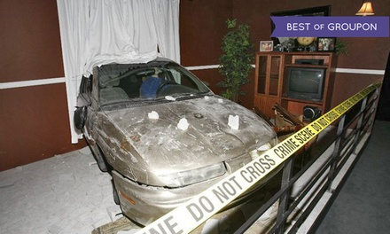 $30 for Admission for One to Two Crime Scenes at CSI: The Experience ($63 Value)