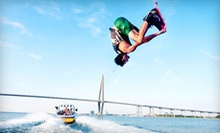 Watersports at Trophy Lakes (Up to 55% Off). Three Options Available.