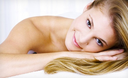 $69 for Mother's Day Spa Package with Massage, Foot Treatment, and Back Scrub at VA Health Massage ($250 Value)