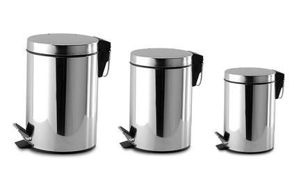 Caixote do lixo de 3, 5 ou 12 litros desde 11,47€