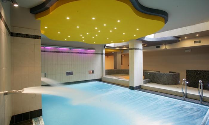 Hotel San Marco City Resort&Spa - Verona: Verona, Hotel San Marco Resort&Spa 4* - Una o 2 notti con colazioni e accesso spa giornaliero per 2 persone da 79 €