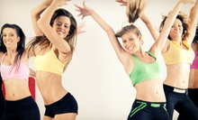 5, 10, or 20 Zumba Classes at New World Fitness (Up to 69% Off)