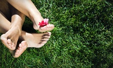 One or Three Laser Toenail-Fungus Removal Treatments for One or Both Feet at Laserwave Clinic (Up to 80% Off)