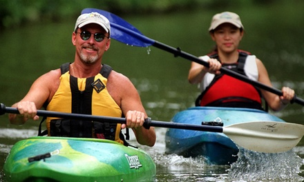 Discover the Potomac Kayak Trip for One or Two from Potomac Paddlesports (53% Off)