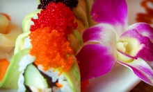 $15 for $30 Worth of Pan-Asian Dinner Cuisine at Tangerine Fusion & Sushi Bar