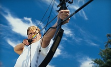 Four-Visit Package or 30-Minute Private Lesson for Up to Four at Spokane Valley Archery (Up to 64% Off)