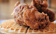 $10 for $20 Worth of Southern Soul Food at Gussie's Chicken and Waffles