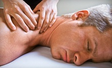 Active Release Techniques Soft-Tissue Therapy, or Massage at Synergy Rehabilitation and Chiropractic (Up to 53% Off)