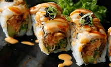 $15 for $30 Worth of Sushi and Traditional Japanese Food at South Kawa Japanese Restaurant