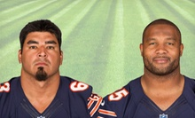 $37 for One Admission to a Meet and Greet with Chicago Bears on Saturday, May 18, at Rockford Park District ($75 Value)