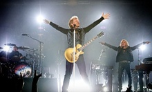 Bon Jovi: Because We Can  The Tour at Klipsch Music Center on July 16 at 7:30 p.m. (Up to $39 Value)