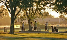$19 for a $40 Range Card at Bing Maloney Golf Course
