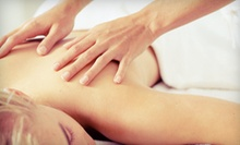 $37 for a Custom One-Hour Massage at Prospa Massage and Wellness ($85 Value)