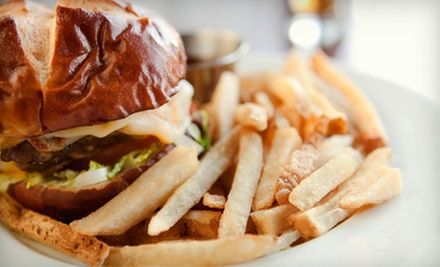 $12 for $26 Worth of New American Food During Dinner at Americana