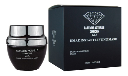 La Femme Actuelle Diamond-Infused DMAE Instant Lifting Mask