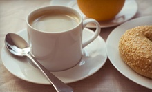 Coffee and Caf Food at IKE Box (Up to 55% Off). Two Options Available.