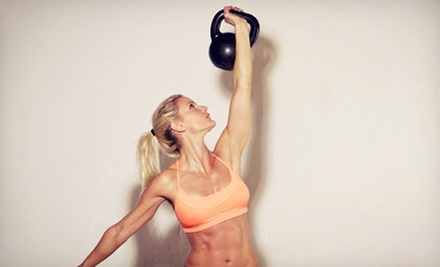 10 or 20 CrossFit Classes at TriQFit (Up to 73% Off)