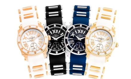 Aquaswiss Swissport L Diamond Watches