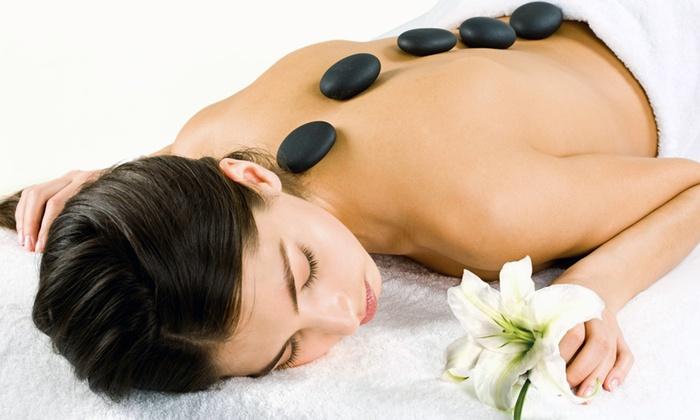 Mmathibedi Eco Spa - Mmathibedi Eco Spa: Hot Stone Full Body Massage, Foot Massage and Scrub from R140 at Mmathibedi Eco Spa (Up to 76% Off)