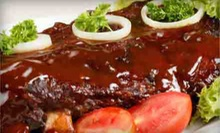 Barbecue Food for Lunch or Dinner, or a Catering Package for Up to 10 at Phoebe's Bar-B-Q (Up to 52% Off)