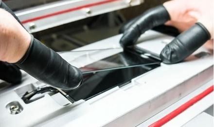 Screen Repair for Smartphone or Tablet at Rescue Tronics (Up to 47% Off). Five Options Available.