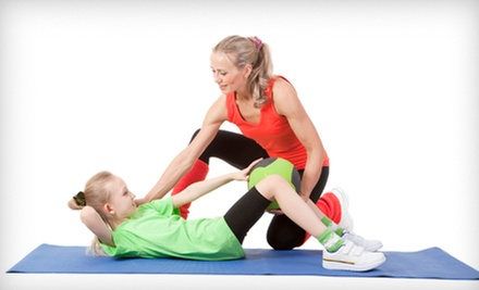 $27 for One Month of Unlimited Children's Fitness Classes at Kid's Maniac Fitness ($77 Value)