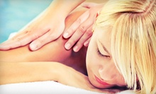 50-Minute Swedish Massage or a Couples Massage with a Foot Soak and Scrub at Hot Hands Studio & Spa (Up to 51% Off)