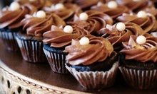 $21 for One Dozen Gourmet Cupcakes at La Dolce Pesca ($42 Value)