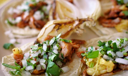 Mexican Food at Tacos Arandas (Up to 45% Off). Two Options Available.