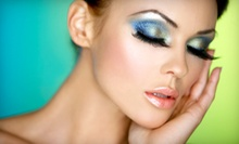 Eyelash Extensions with Optional Brow Wax at The Waxing Specialist (Up to 51% Off)