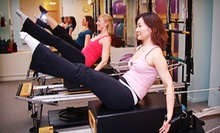 Online Classes from Pilates on Fifth-Ultimate Pilates Workouts (Up to 70% Off). Three Options Available.