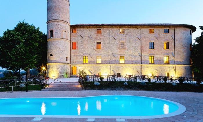 Castello di baccaresca deal del giorno groupon for Planimetrie della camera a castello