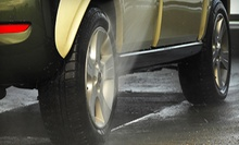 $17 for Exterior Car-Detailing Package at Metro Car Wash ($35 Value)