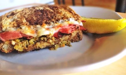 $6 for $12 Worth of Deli Sandwiches and Drinks at Sorella's in Liberty