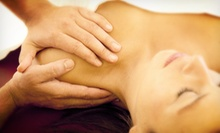 60- or 90-Minute Relaxation Massage from Steven M. Burbank, LMT (Up to 57% Off)