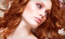 One, Three, or Five Blowouts with Add-On Hair or Makeup Treatment at Eco Beauty Salon Spa (Up to 75% Off)